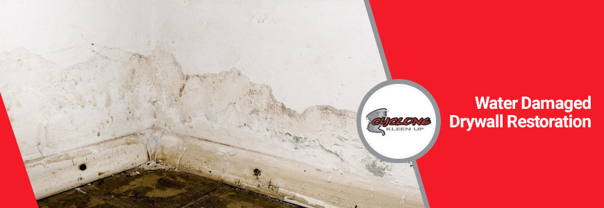 Water Damaged Drywall Restoration in Colorado Springs, CO