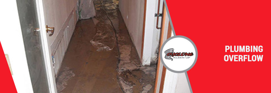 Plumbing Overflow Cleanup Service