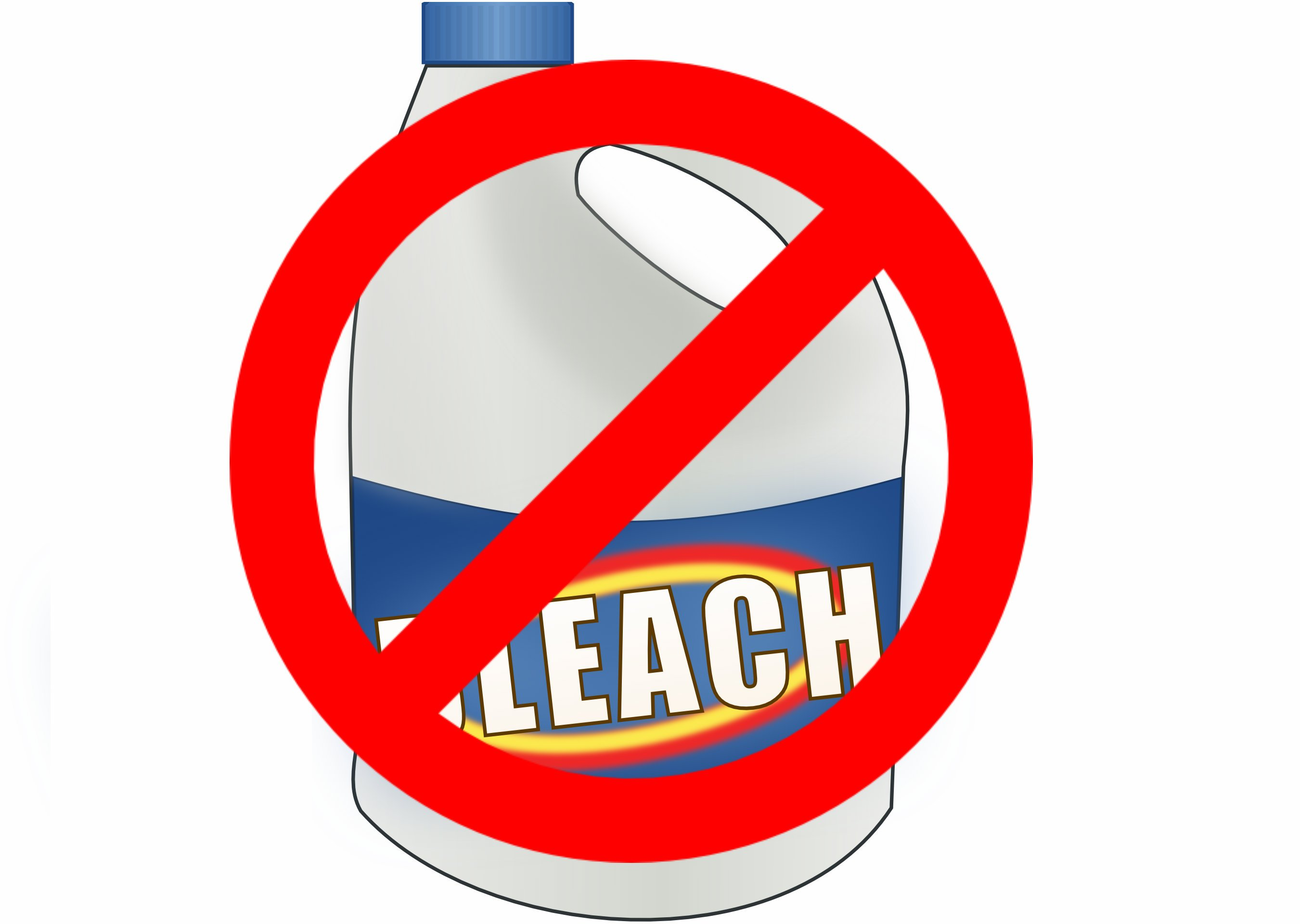 Bleach Will Disinfect – But it's Also Dangerous