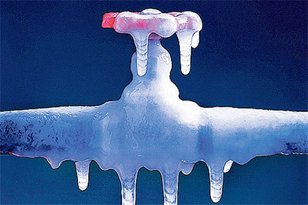Why Pipes Freeze and How to Stop it