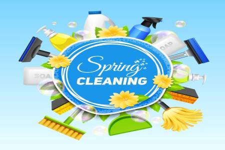 How to Make Your Home Look and Smell Spring Clean !