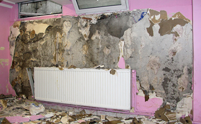 Risks of Delaying Water Damage Restoratio