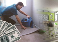 How Much Does Water Damage Restoration Cost