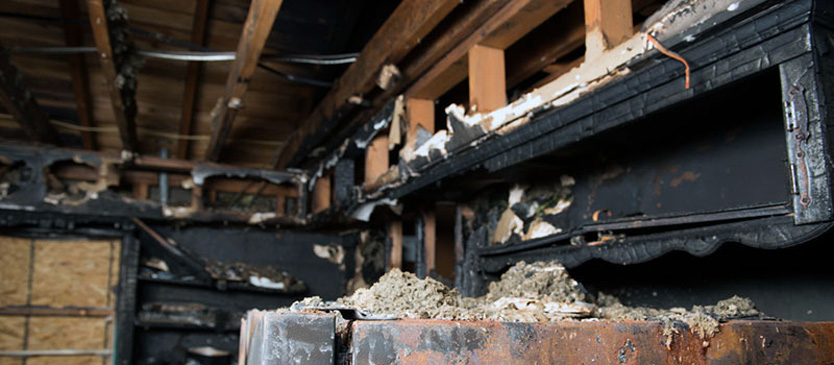 Fire Damage Restoration in Colorado